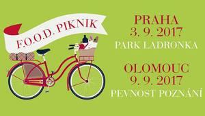 FOOD piknik 2017 v Olomouci