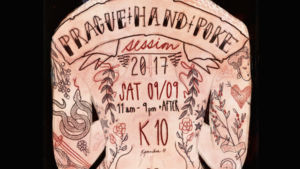 PRAGUE HAND POKE SESSION 2017
