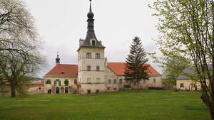 Netopýří noc na zámku v Uherčicích