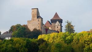 Uražená čest - divadelní vystoupení na hradě Lipnice