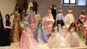 Výstava panenek