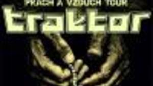 TRAKTOR PRACH A VZDUCH TOUR