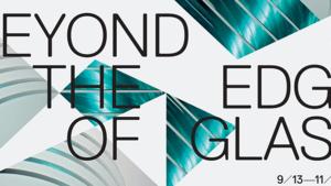 Výstava Za hranou skla_v Galerie Tančící dům