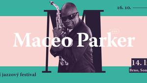 Jubilejní 10. ročník MORAVIA MUSIC FESTu přiveze do Brna Maceo Parkera a mnoho dalšího