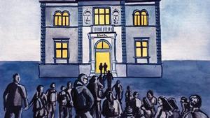 Noc sokoloven 2017 v Tyršově domě