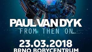 Paul Van Dyk se po třech letech vrátí do Brna a rovnou s novým albem From Then On