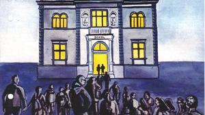 Noc sokoloven v T. J. Sokol Libuš