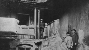 Procházka bývalým židovským ghettem