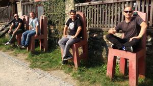 WOHNOUT - Unplugged v Ostravě