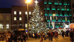 Vánoční trhy 2017 - Brno
