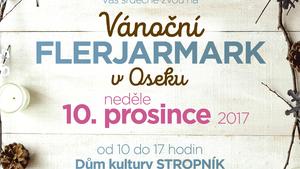 Vánoční Fler Jarmark v Oseku