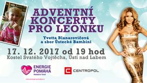 Adventní koncert Yvetty Blanarovičové
