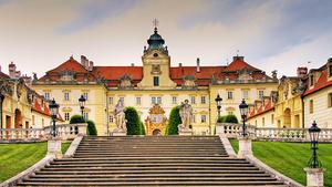 Zimní prohlídky na zámku Valtice