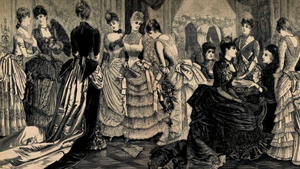 Lesk viktoriánských salonů - Muzeum Kouzlo starých časů