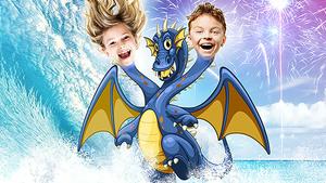 Silvestr v Aqualandu Moravia bude patřit dětem