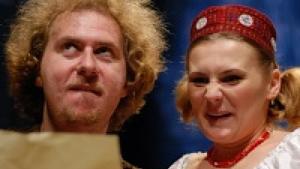 SLUHA DVOU PÁNŮ - Západočeské divadlo v Chebu