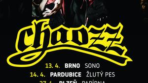 Znovu nastane Chaozz. Legendární hiphopeři chystají velké turné s kapelou - koncert v Ostravě