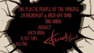 Faust Fest 2018 - kultovní i mladší kapely české alternativní rockové scény