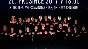 Vánoční rockový koncert Hladnov Rock Choir