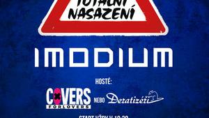 Totální nasazení a Imodium vyrážejí na Mikro Tour! - Brno