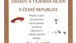Záhady a tajemna nejen v České republice