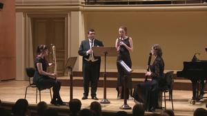 Koncert Lobkowiczkého salonu: Consortium Conservatorium