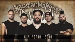 Pipes and Pints v brněnském Sono Centru