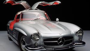 Výstava vozů Mercedes-Benz poputuje v Praze