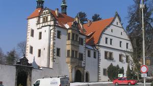 Dětský den - pomáháme pejskům - státní zámek Benešov nad Ploučnicí