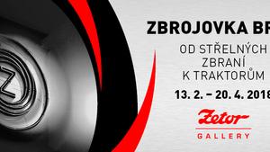 Zbrojovka Brno - Od střelných zbraní k traktorům