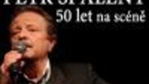 PETR SPÁLENÝ 50 let na scéně, host: M. Voborníková