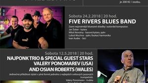 Five rivers blues band - nefalšované blues s nádechem rocku
