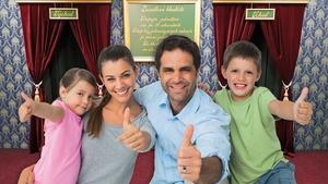 Velké unikátní zrcadlové bludiště. Originální a strhující zábava pro celou rodinu!