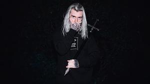 Temný rapper Ghostemane vystoupí v Praze