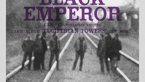 GODSPEED YOU! BLACK EMPEROR (CAN/ Constellation) - Divadlo Archa