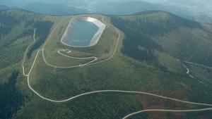 Výlet na jednu z nejkrásnějších vodních elektráren - Dlouhé stráně