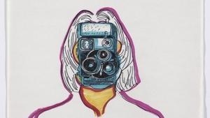 Moving Image Department #8: Maria Lassnig, Lukáš Karbus - Veletržní palác