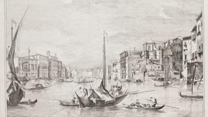 Zlatý věk benátské veduty: Canaletto, Marieschi, Guardi - Veletržní palác