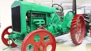 Jede traktor: Příběh zemědělství - Národní zemědělské muzeum