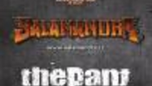 THE PANT + SALAMANDRA