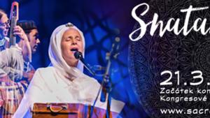 Jedinečný koncert Snatam Kaur v Praze