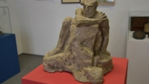 Komentovaná prohlídka výstavy V. H. Mach – sochař nové republiky