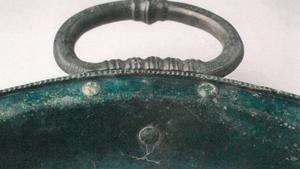 Žatecké muzeum vystavuje  keltský poklad