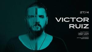 Brazilská techno star Victor Ruiz vystoupí v pátek v ROXY