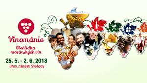 Vinománie 2018 - Slavnosti moravských vín