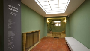 Nejrozsáhlejší z plzeňských Loosových interiérů, Semlerova rezidence, bude uzavřen kvůli rekonstrukci, k jeho návštěvě zbývá několik týdnů