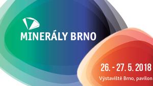 MINERÁLY BRNO - Výstaviště Brno