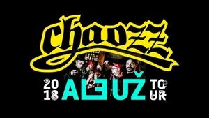 """Pojď se vyvětrat, smrade,"" zvou Chaozz na comebackové turné v Praze"