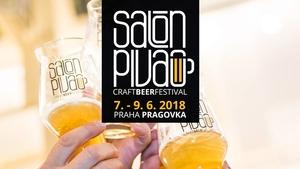 Craft Beer Festival Salon Piva Praha