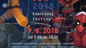 Crwecon 2018: Komiksový festival